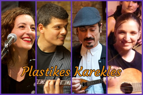 Plastikes Karekles: Once upon a time in Greece