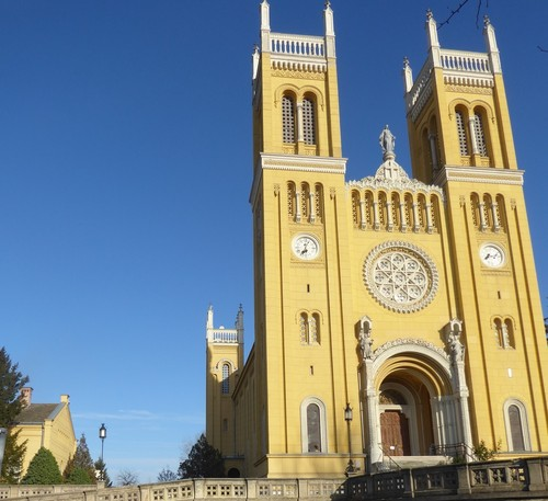 Fot Cathedral