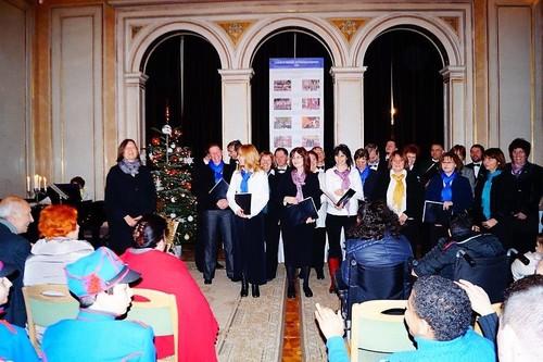 The Magnificat Choir