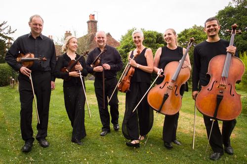 Horsham Symphony Orchestra & Ensemble Reza